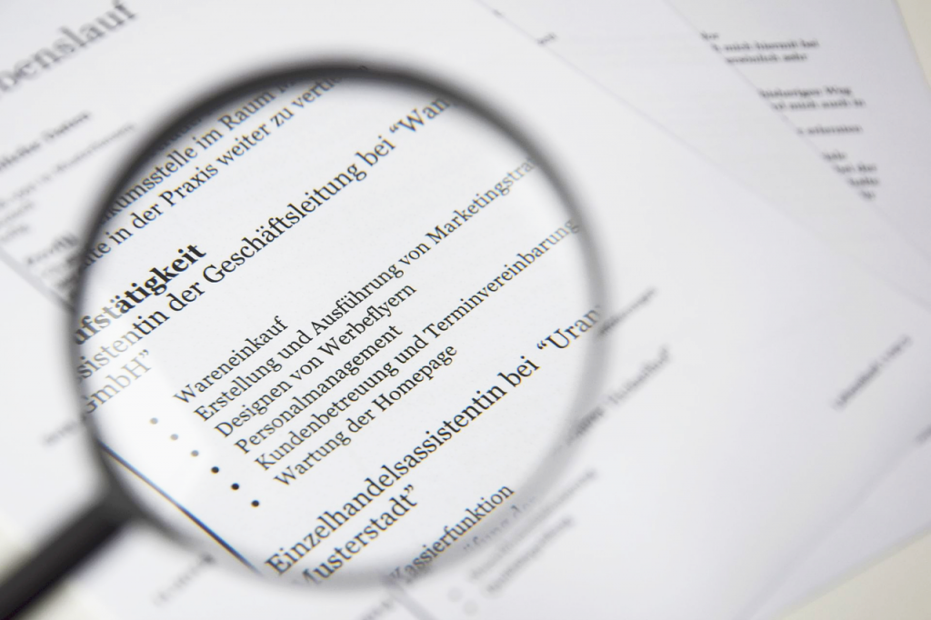 5 conseils pour mettre à jour votre CV